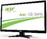 Монитор Acer 23.8 G246HYLbid черный IPS LED 6ms 169 DVI HDMI Mat 250cd